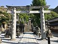 Torii of Sueyama Shrine.jpg