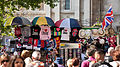 Tourist Stall, Trafalgar Square, London - May 2009.jpg