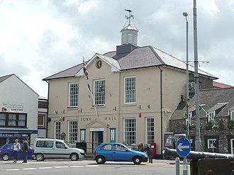 Fishguard - Fishguard Town Hall