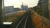 File:Toyama Chihō Railway Main Line 2014-11-27 15-44-31 Etchu Ebara Station - Higashi-Shinjō Station.webm