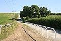 Track passing Northayes Farm, looking towards Whitsbury - geograph.org.uk - 203648.jpg