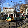 Tram №28 Estrela - Martim Moniz, Alfama, Largo Graça, Lisboa, Portugal - panoramio.jpg