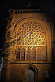 Transept sud, cathedrale St Pol, Kastell Paol.JPG