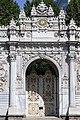 Treasury Gate (Dolmabahçe Palace) (2).JPG