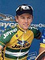 Trent Lowe 2007SunTour Stage7 podium 1.jpg