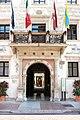 Trento, palazzo thun, portale 01.jpg