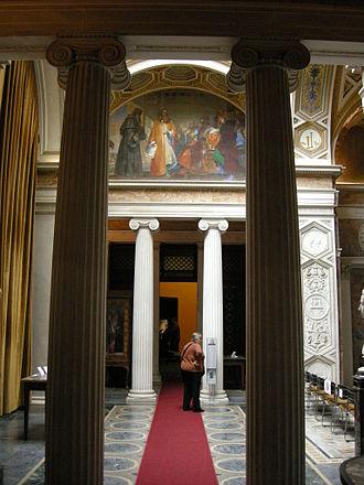 Tribune of Galileo - Image: Tribuna di galileo 01