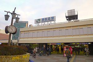 Tsudanuma Station - The station, 2013