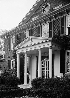 Tulip Hill - Image: Tulip Hill, Cumberstone Road, Galesville vicinity (Anne Arundel County, Maryland)