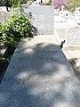 Tumba de Constantin Cantacuzino, cementerio civil de Madrid 02.jpg