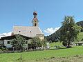 Tussen Ellmau en Going am Wildenkaiser, kapel foto2 2012-08-08 13.40.jpg