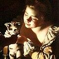 Two Girls Dressing a Kitten tight crop.jpg