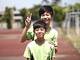 Two Junior High School Boys 1 2014-09-19.jpg