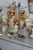 Two antique stocking dolls (25478615616).jpg