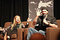 Tyler Mane and Scout Taylor-Compton (16038522941).jpg