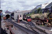 Tywyn Pendre from train, TR, N Wales 17.8.1992 (3) (10196765563).jpg