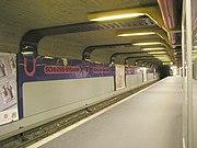 U-Bahn Berlin Schlossstraße