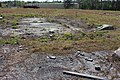 U.S. 1 Drive-In, Ware County, Projector Building pad.jpg