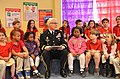 U.S. Army Maj. Gen. Peter Lennon, the commanding general of the 377th Sustainment Command, reads to a first-grade class at Cypress Cove Elementary School in Slidell, La., March 22, 2013 130322-A-PT355-988.jpg