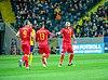 UEFA EURO qualifiers Sweden vs Romaina 20190323 Score 2-1.jpg