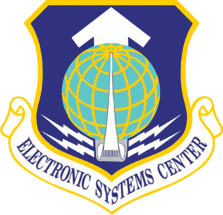 Electronic Systems Center former organisation within the Air Force Materiel Command, United States Department of Defense