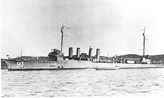 USS <i>Harding</i> (DD-91) Wickes-class destroyer