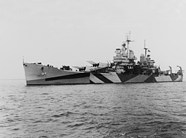 USS Baltimore (CA-68) off the Mare Island Naval Shipyard on 18 October 1944 (NH 91462).jpg