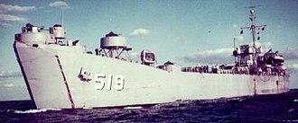 USS Calhoun County (LST-519) - USS Calhoun County (LST-519)