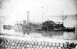 USS Eastport (1862) - Image: USS Eastport