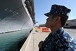 USS Iwo Jima Departs U.S. Naval Station Guantanamo Bay DVIDS308099.jpg