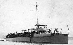 USS Lawrence (DD-8) - Image: USS Lawrence (DD 8)