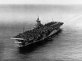 USS Ticonderoga (CV-14) off San Diego, September 1944.jpg