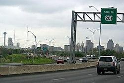 US 281, San Antonio, Texas