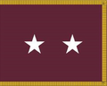 US Army Medical Department Major General Flag.png