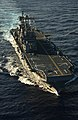 US Navy 040628-N-6932B-026 The amphibious assault ship USS Tarawa (LHA 1) approaches Naval Station Pearl Harbor, Hawaii.jpg