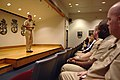 US Navy 080214-N-9818V-024 Master Chief Petty Officer of the Navy (MCPON) Joe R. Campa Jr. addresses the class of the Senior Enlisted Academy (SEA).jpg