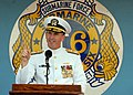 US Navy 080725-N-8655E-002 Adm. Jonathan Greenert, commander, U.S. Fleet Forces Command, gives a speech about the leadership of the fast-attack submarine USS Montpelier (SSN 765).jpg
