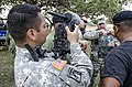 US and Belize military train on non-lethal weapons during Fused Response 2014 140311-N-LO372-080.jpg