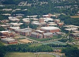 University of North Carolina at Charlotte - UNC Charlotte