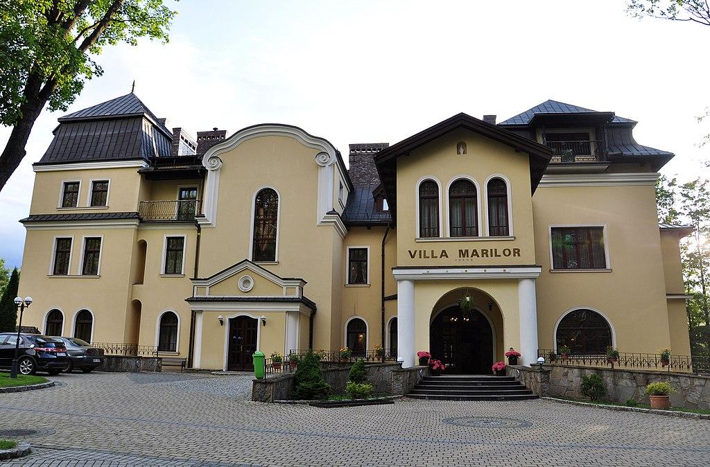 Villa Marilor Hotel Spa Zakopane Polen