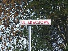 Ulica Akacjowa, Gdynia - 001.JPG
