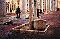 Umayyad Mosque, Damascus (دمشق), Syria - North aisle of prayer hall looking southwest - PHBZ024 2016 1382 - Dumbarton Oaks.jpg