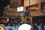 Umbrella movement Mong Kok clearance 31