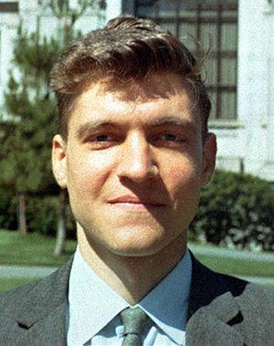 English: Theodore Kaczynski, the Unabomber, as...
