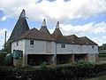 Unconverted Oast House at Harts Heath Farm, Five Oak Lane, Curtisden Green, Kent - geograph.org.uk - 328973.jpg