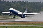United Airlines Boeing 767-322-ER N654UA (21051643703).jpg