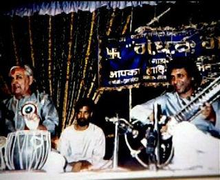 Shahid Parvez Indian musician