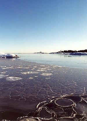 Utö, Sweden - Utö, February 2003