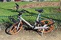 Vélo Mobike place Maréchal Lattre Tassigny Paris 3.jpg