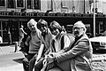 V.l.n.r. Lex Goudsmit, Jeroen Krabbé, Bart Gabrielse (Martijn) en Alexander Pola, Bestanddeelnr 930-3416.jpg
